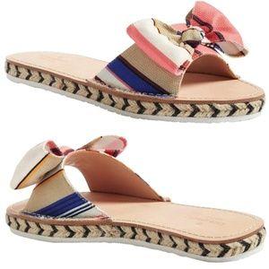 Kate Spade New York Idalah Slip On Bow Sandals